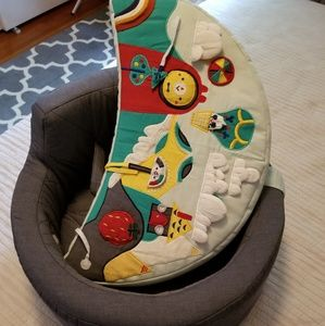 Swell Crate Barrel Playtime Pals Activity Chair Gmtry Best Dining Table And Chair Ideas Images Gmtryco